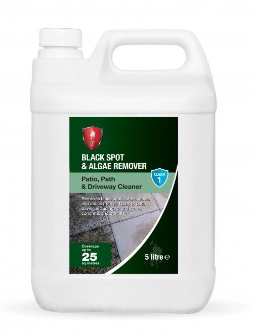 LTP BLACKSPOT - Čistič kamene a betonové dlažby v exteriéru 5 litrů