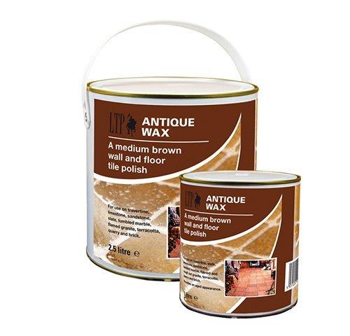 Zestařující vosk na terakotu a kámen  LTP Antique Wax 2,5l