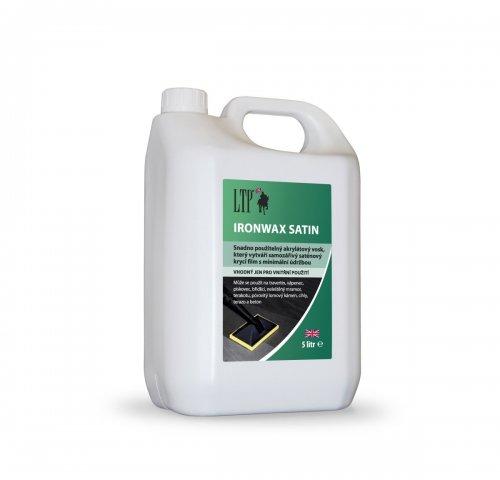 LTP IRONWAX SATIN 5 litrů - vosk s pololeskem