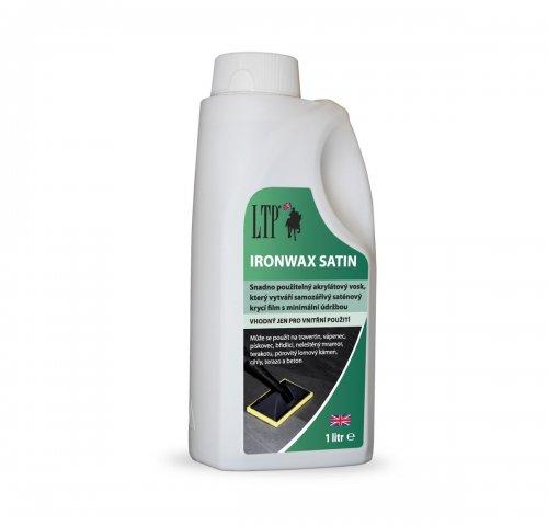 LTP IRONWAX SATIN 1 litr - VOSK S POLOLESKEM