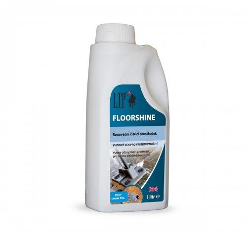 LTP FLOORSHINE 1 litr - mycí prostředek na voskované podlahy